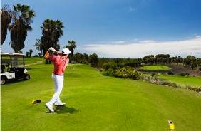 Première ligne de golf