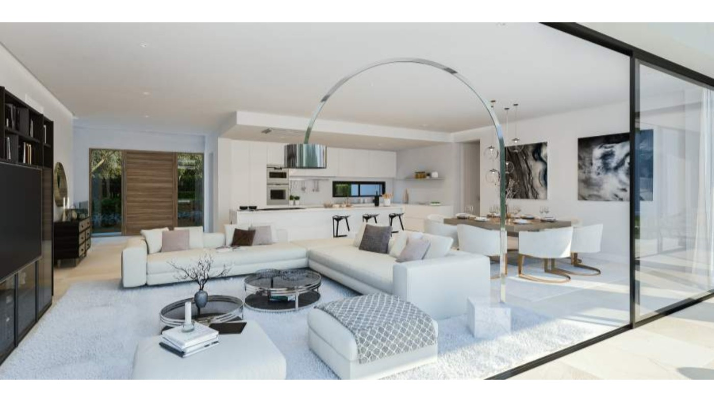 woonkamer-villa-Spanje-Costa-del-sol - Unico Properties